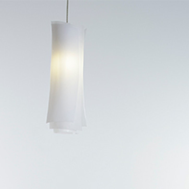 3form lightart collection pendant layered 345