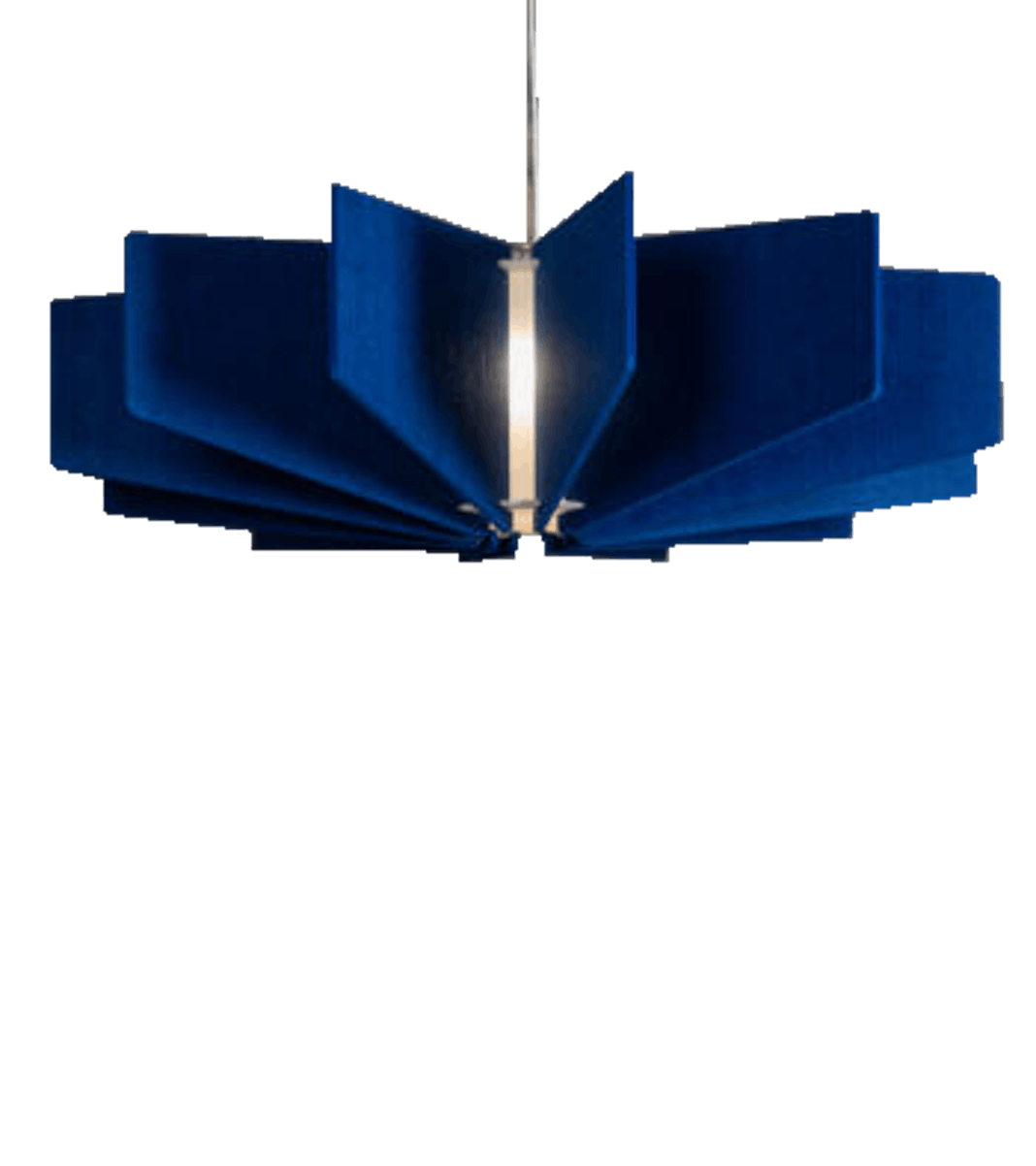 Acoustic Isolated Blue