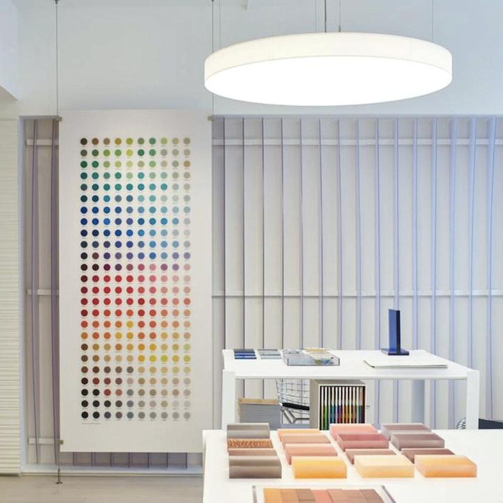 3form lightart one chicago showroom cropped