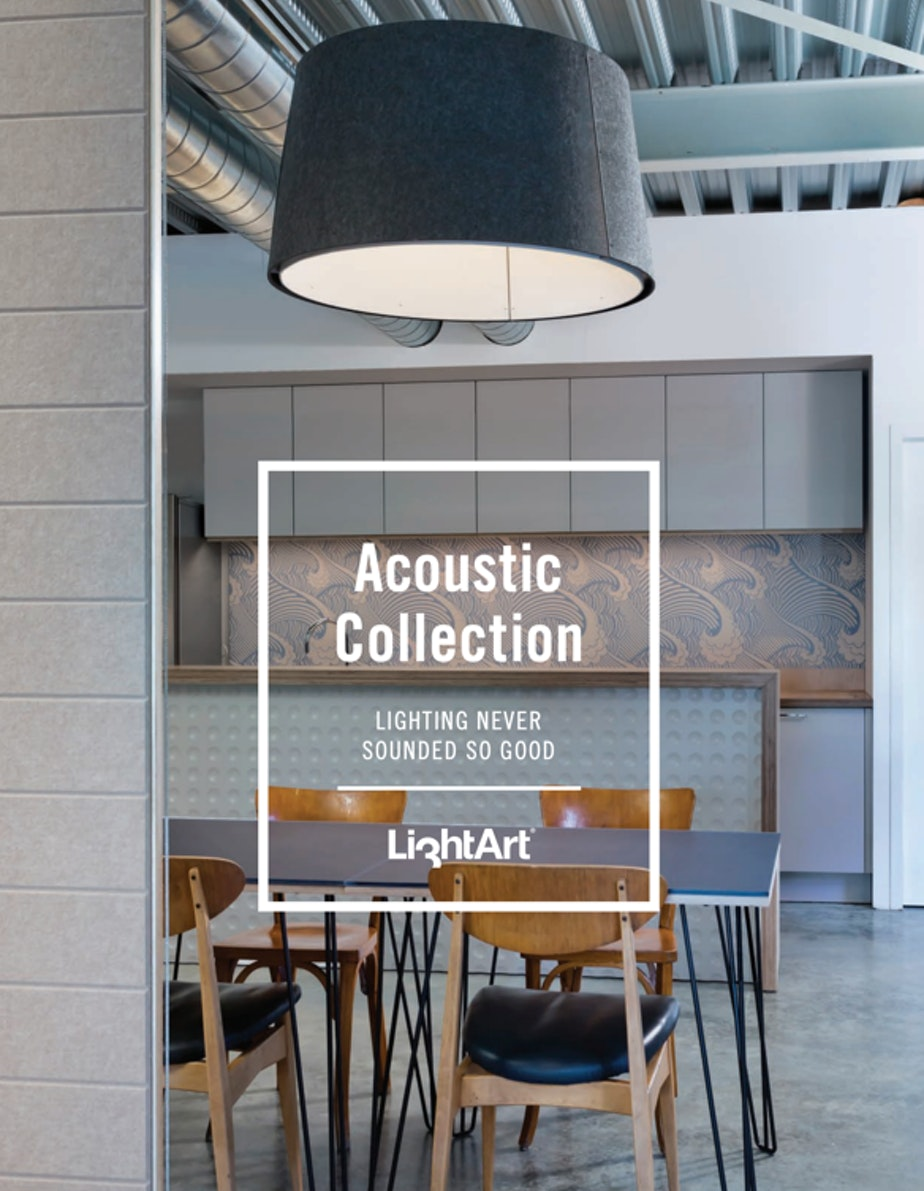 Acoustic Collection Brochure