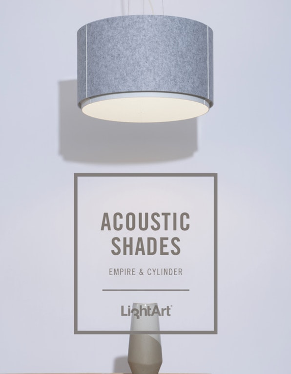 Acoustic Shade Brochure