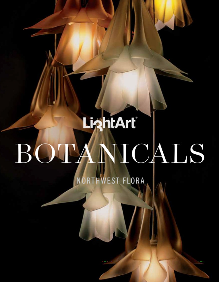Botanicals Northwest Flora Brochure
