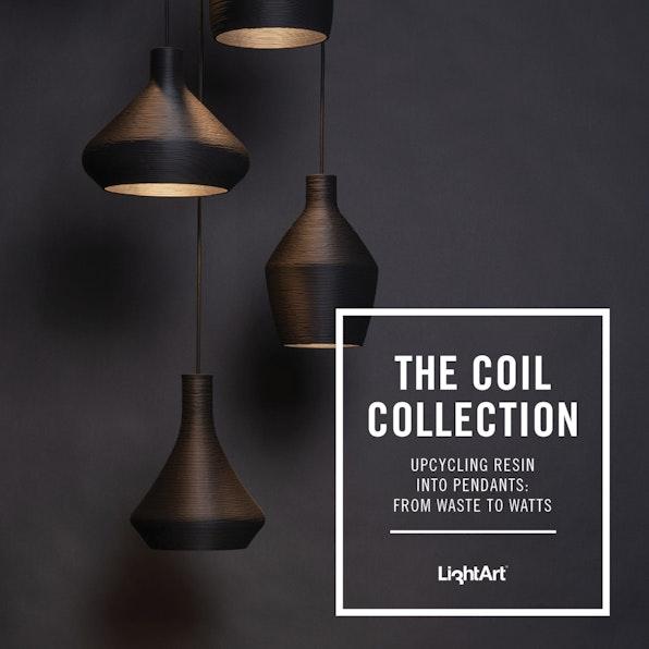 Coil Pendant Cover