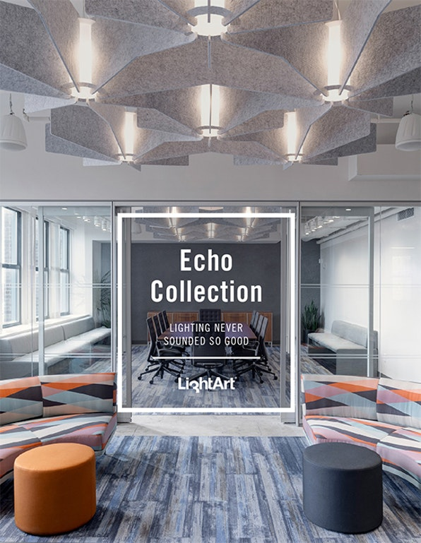 Light Art Echo Brochure 2020 cover