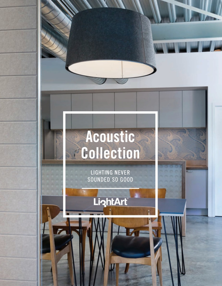 Light Art acoustic Spring brochure digitalversion cover