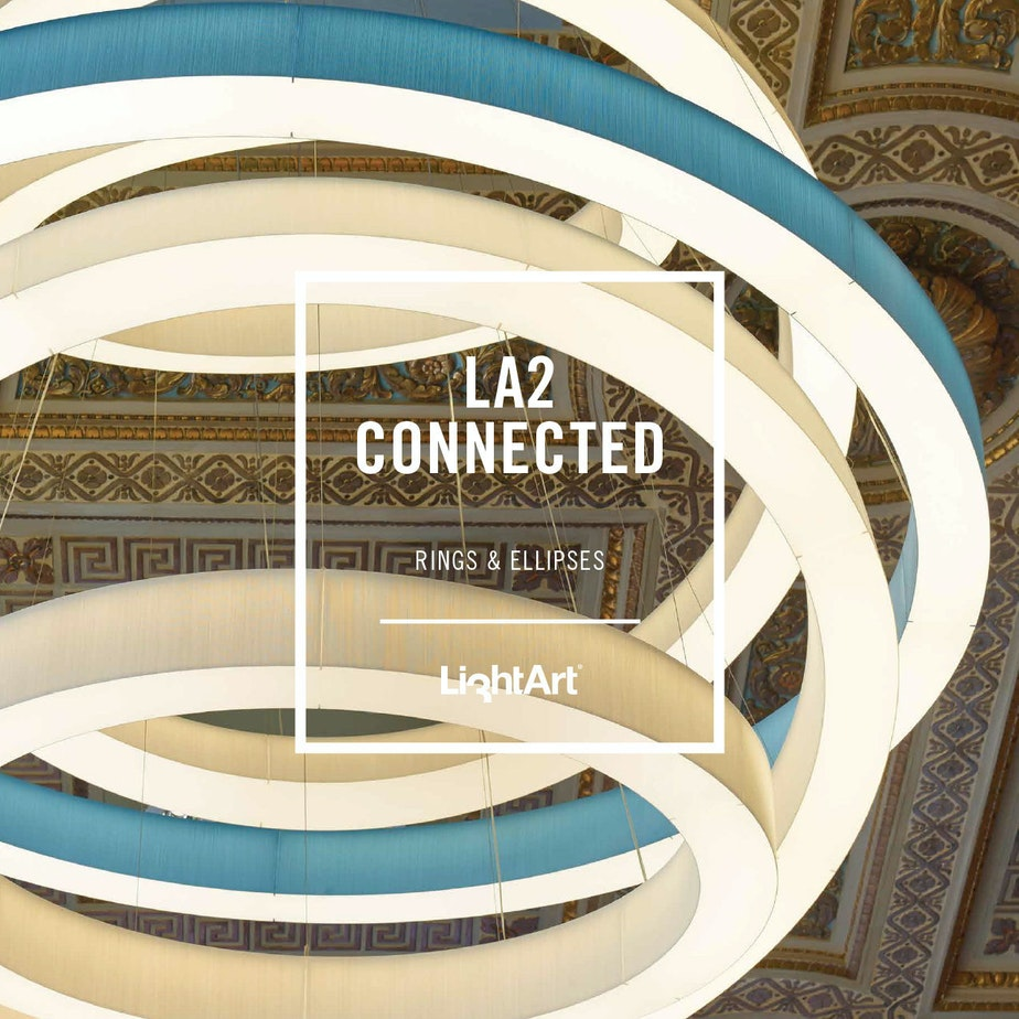 Light Art LA2 Connected Rings cover
