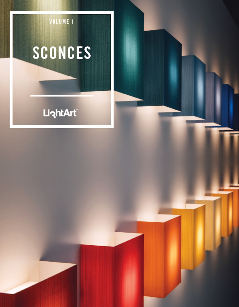 LightArt Sconce Brochure