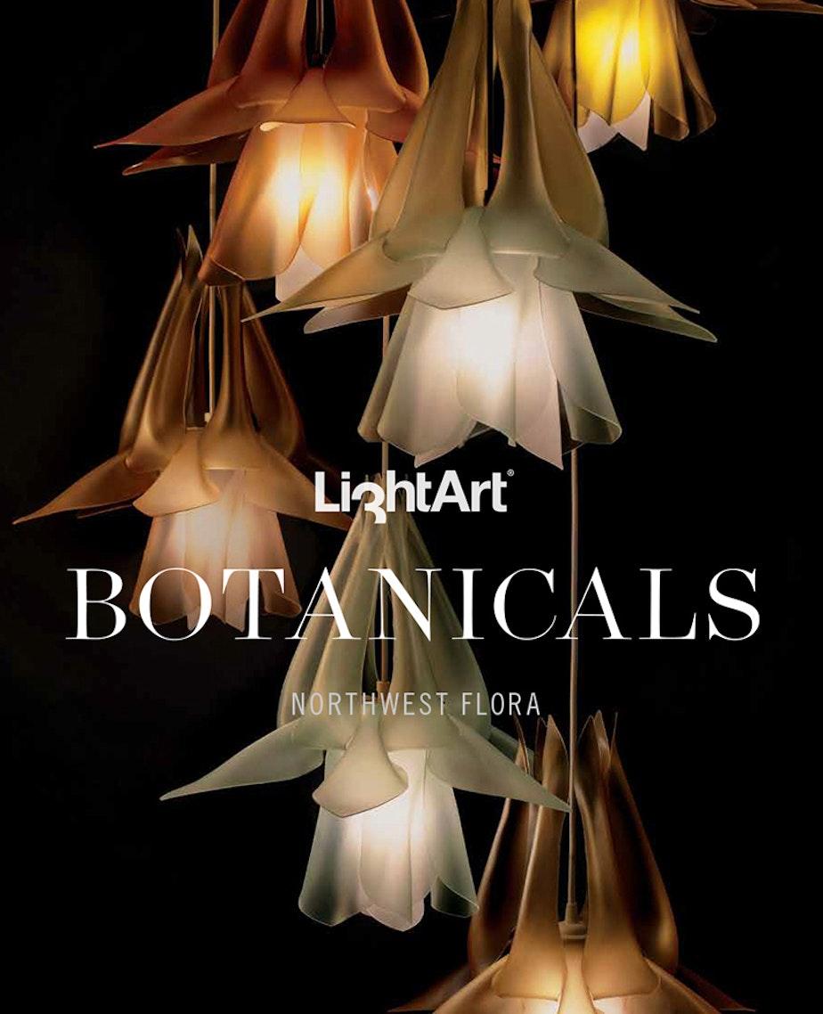 Lightart Botanicals Pendants 2019 cover